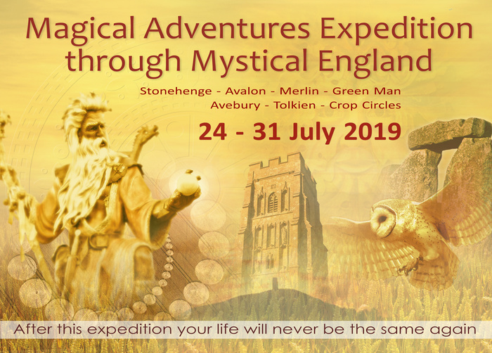 Magical Adventures Expedition to Mystical England 2019